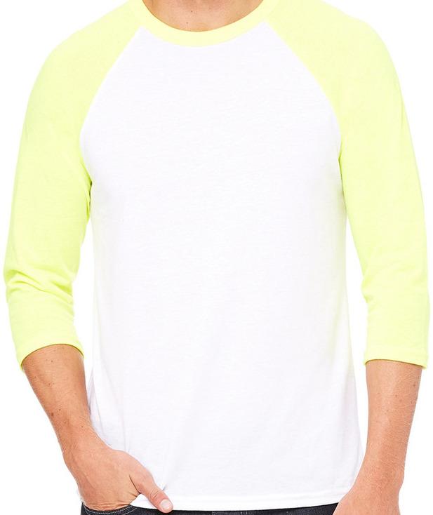 Wht/neon Yellow