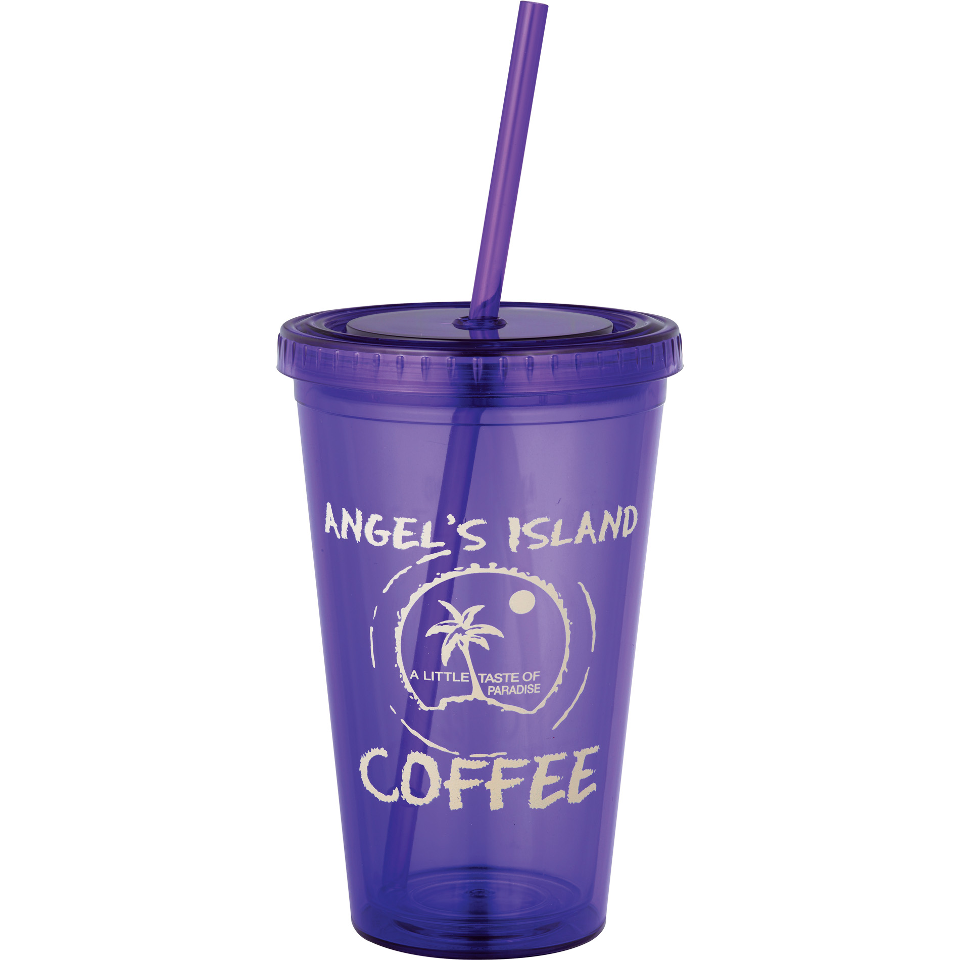 Purple Tumbler - 16 oz.