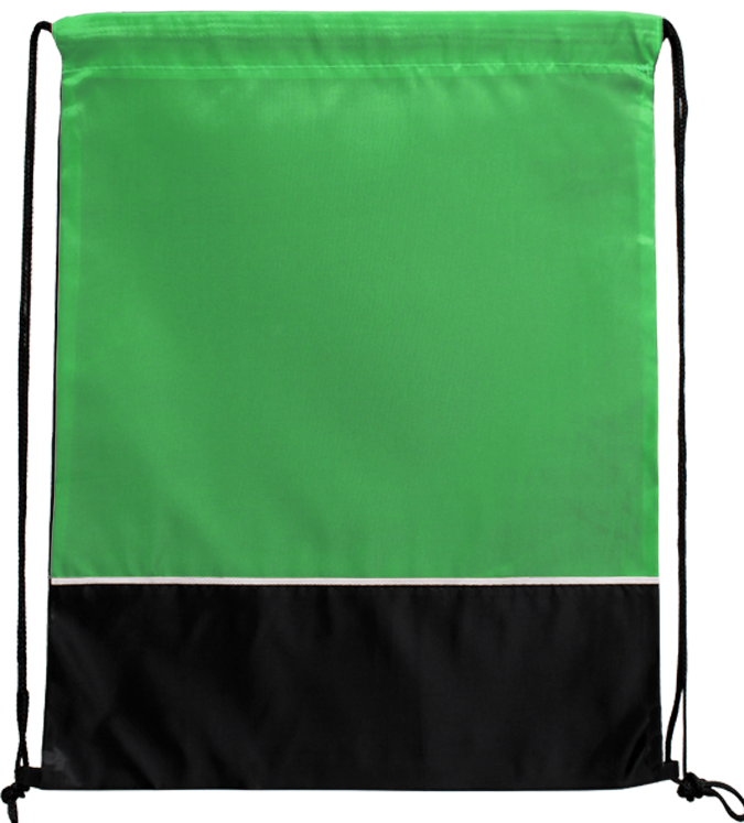 Black - Lime Green