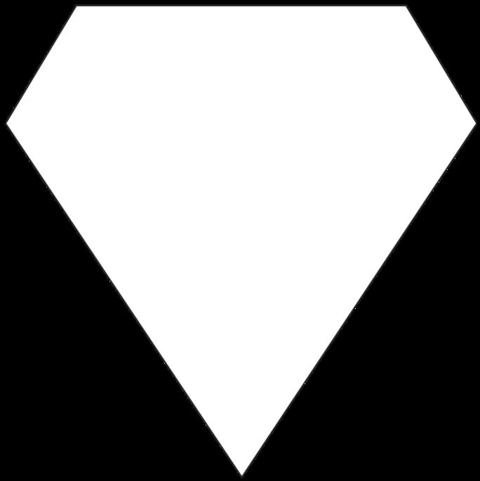 Gem Diamond Hand Fans