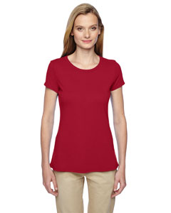Jerzees Ladies 5.3 Oz., 100% Polyester Sport T-shirt