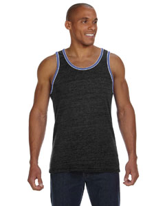 Alternative Mens Double Ringer Tank