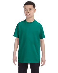 Jerzees Youth 5.6 Oz., 50/50 Heavyweight Blend™ T-shirt