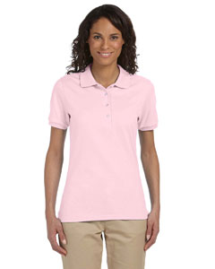 Jerzees Ladies 5.6 Oz., 50/50 Jersey Polo With Spotshield™