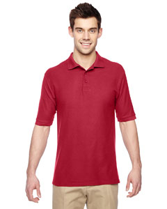 Jerzees Mens 5.3 Oz., 65/35 Easy-care™ Polo