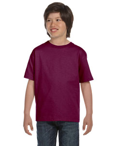 Hanes Youth 5.2 Oz. Comfortsoft® Cotton T-shirt