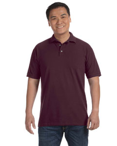 Anvil Mens Pique Polo