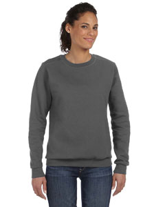 Anvil Ladies Crewneck Fleece