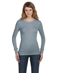 Bella Ladies Thermal Long-sleeve T-shirt