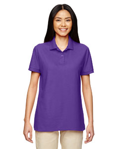 Gildan Dryblend® Ladies 6.3 Oz. Double Pique Sport Shirt