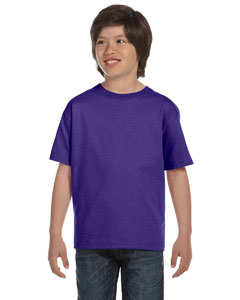 Fruit Of The Loom Youth 6 Oz., 100% Cotton Lofteez Hd® T-shi