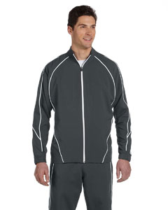 Russell Athletic Mens Team Prestige Full-zip Jacket
