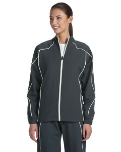 Russell Athletic Ladies Team Prestige Full-zip Jacket
