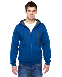 Fruit Of The Loom 7.2 Oz. Sofspun™ Full-zip Hooded Sweatsh