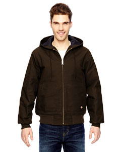 Dickies 10 Oz. Hooded Duck Jacket