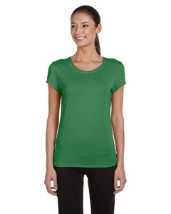 Alo Sport Ladies Bamboo Short-sleeve T-shirt