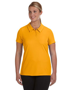Alo Sport Ladies Performance Three-button Mesh Polo