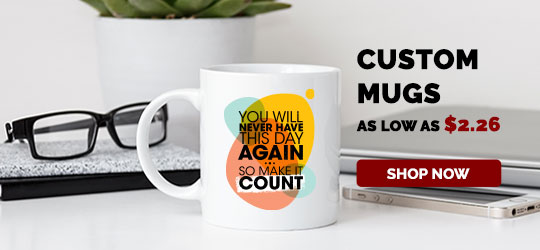Personalizable Mugs