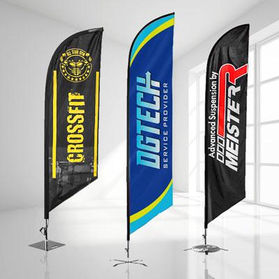 Custom Flag Banners