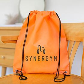CCustom Non-Woven Drawstring Bags
