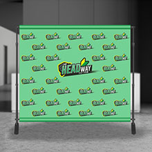 Shop Custom Step & Repeat Banners