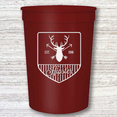 Custom Stadium Cups Design Ideas